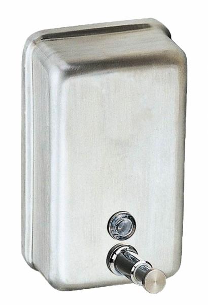 不鏽鋼給皂器 BA313 1